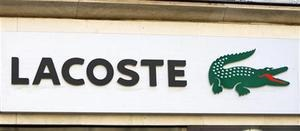Бренд Lacoste станет швейцарским