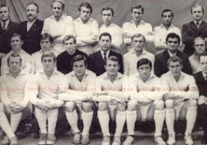 Юбилей победы. Заря - чемпион СССР по футболу - 1972