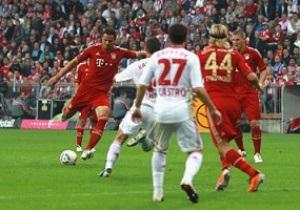 Байер прервал рекордную серию Баварии
