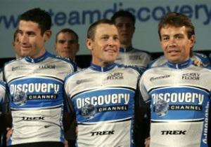Легенда велоспорта: Никогда не видел, чтобы Армстронг принимал допинг