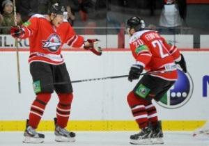 КХЛ: Донбасс в овертайме победил звездный магнитогорский Металлург