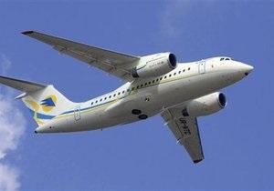 Украина намерена выпустить новый грузовой самолет в 2014 году