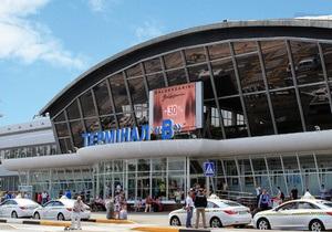 Украинские аэропорты с начала года существенно нарастили пассажиропоток