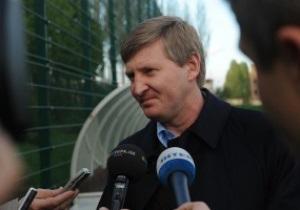 Ахметов рассказал про Абрамовича и цену Виллиана