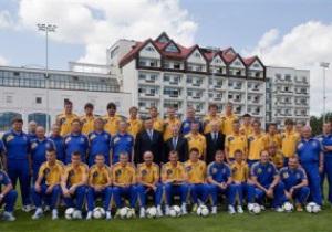 Сборная Украины потеряет 12 позиций в рейтинге FIFA