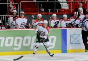 Хоккей: Донбасс в Астане разгромлен Барысом в матче КХЛ