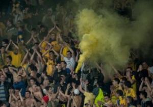 Металлист запретил группе своих болельщиков посещать матчи команды
