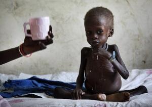 Корреспондент: Спасение голодающих. Как западная цивилизация борется с голодом в Азии и Африке