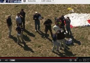 Космічний рекорд: безстрашний Фелікс стрибнув з висоти 39 км, перевищив швидкість звуку, успішно приземлився