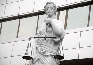 Корреспондент: Рівень довіри до українських судів наближається до абсолютного мінімуму
