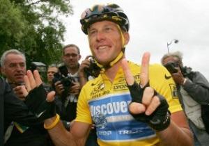 Армстронг принимал допинг сам и заставлял товарищей - Антидопинговое агентство США