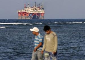 Украина существенно нарастила добычу газа на шельфе Черного моря