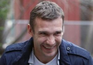 Шевченко не решился прогнозировать результат матча Днепр - Динамо