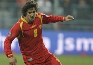 Наставник сборной Черногории назвал состав на матч с Украиной