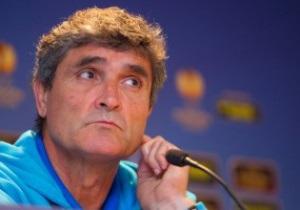 Хуанде Рамос: В матче с АИКом Днепр устроит только победа