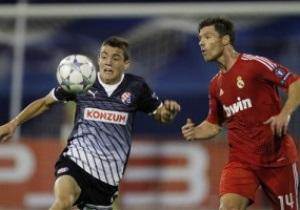 Игрок Динамо Загреб: Сыграем в свой футбол - достигнем успеха в Киеве
