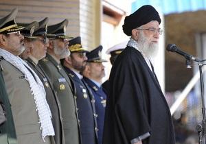 Представник духовного лідера Ірану розповів спецслужбам, як знищити Ізраїль