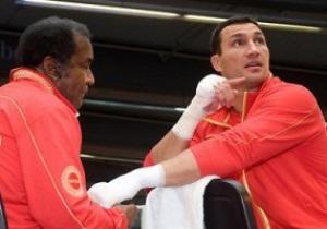Владимир Кличко будет готовиться к бою без Стюарда