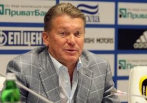 Блохин: Милевский получит индивидуальный план тренировок