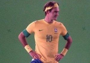 Федерер записался в футболисты