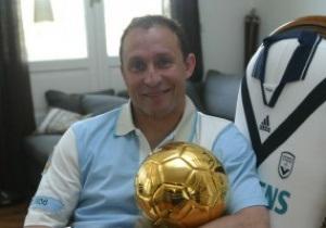 Обладатель Золотого мяча-1991: Ибрагимович побьет мой снайперский рекорд