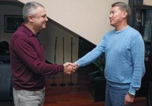 Официально: Блохин возглавил Динамо