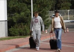 Фотогалерея: Динамо съезжается на тренировку под руководством Хацкевича