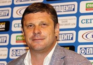 Лужный: Таврия должна выиграть кубок Украины