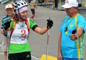 Летний биатлон. Вита Семернко завоевала золото, Пидгрушная - бронзу