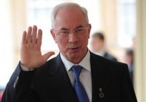 Азаров: Ми будемо боротися за Олімпіаду - 2022