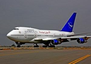 Сирийско-российская дружба: Авиасообщение между странами будет осуществляться через Киев