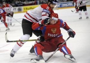 Хоккей: Профсоюз игроков NHL хочет проведения серии Канада - Россия