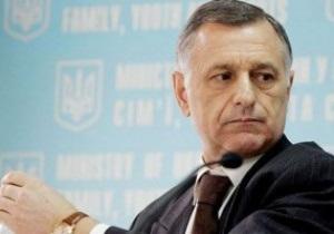 Первый вице-президент ФФУ: Почему за средства федерации должен ехать представитель Динамо?