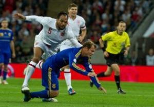 Защитник сборной Англии: Украина вновь показала свою силу