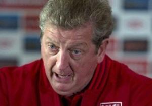 Тренер сборной Англии: Мы полностью заслужили ничью с Украиной
