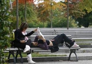 У Києві на Дарниці відкриються дві зони для відпочинку