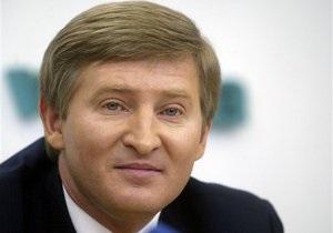 Машиностроительная компания Ахметова увеличила прибыль в пять раз