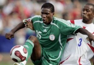 Браун Идейе хочет забивать голы за сборную Нигерии