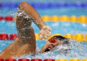 Паралимпиада. Украина завоевала еще две медали в плавании