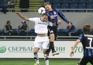 Черноморец добыл волевую победу над Зарей