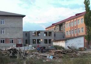 У Донецькій області відкрили ліцей, побудований на базі школи, де навчався Янукович