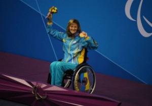 Паралимпиада. Украина завоевывает еще два золота в плавании