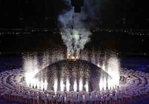 В Лондоне зажгли огонь Паралимпийских игр