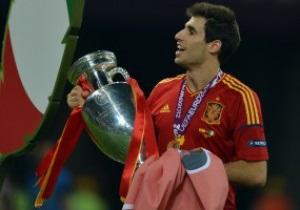 Бавария официально подписала полузащитника сборной Испании