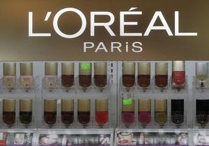 L Oreal наращивает чистую прибыль