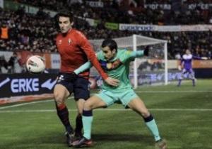 Реал шокирует поражением от Хетафе, Месси обыгрывает Осасуну