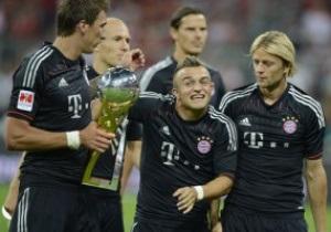 Бавария продлила супервыгодный спонсорский контракт
