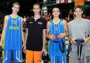 От молодых украинских баскетболистов требуют денег за право играть на Чемпионате Европы