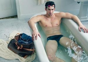 Легендарна гімнастка Латиніна і плавець Фелпс стали новими обличчями кампанії Louis Vuitton