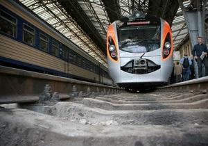 Украина отказывается от закупки новых скоростных поездов Hyundai